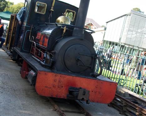 Birkenhead Park Festival of Transport