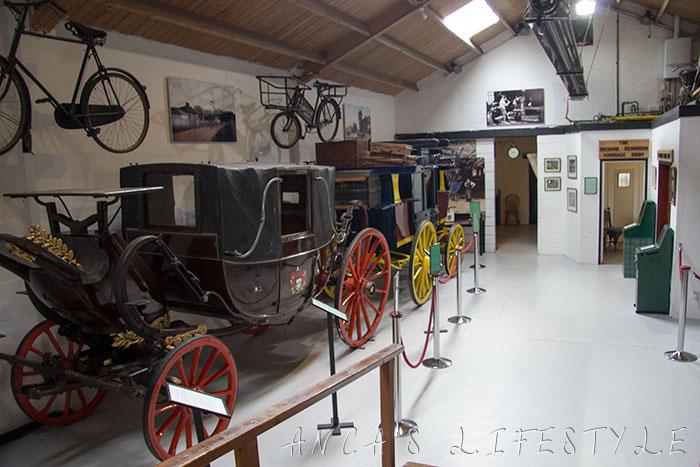 coach museum gretna green