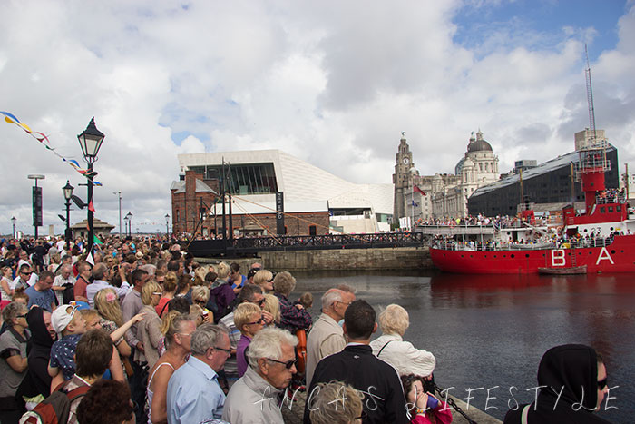 giants spectacular event liverpool 2