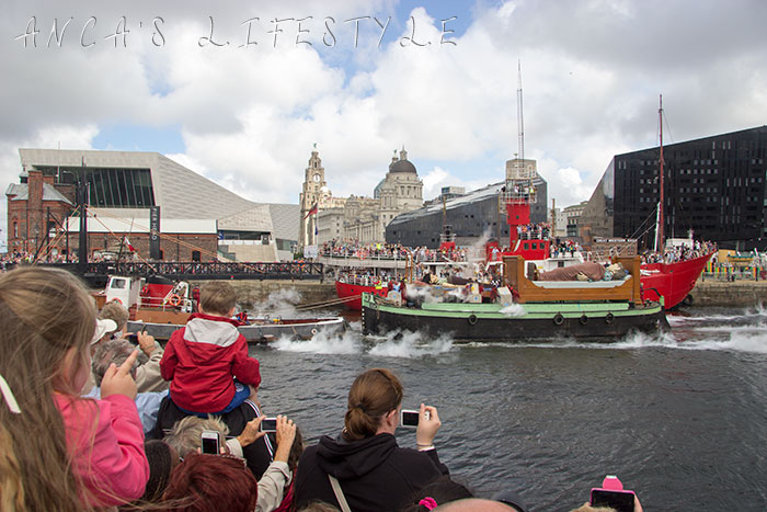 giants spectacular event liverpool 9