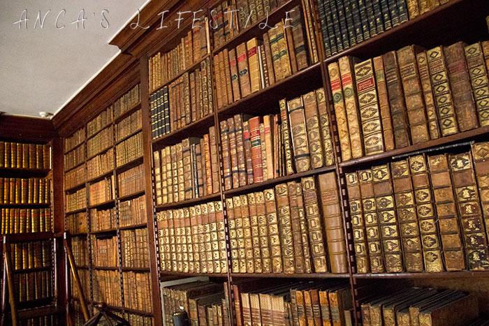 Dunham Massey Library 2
