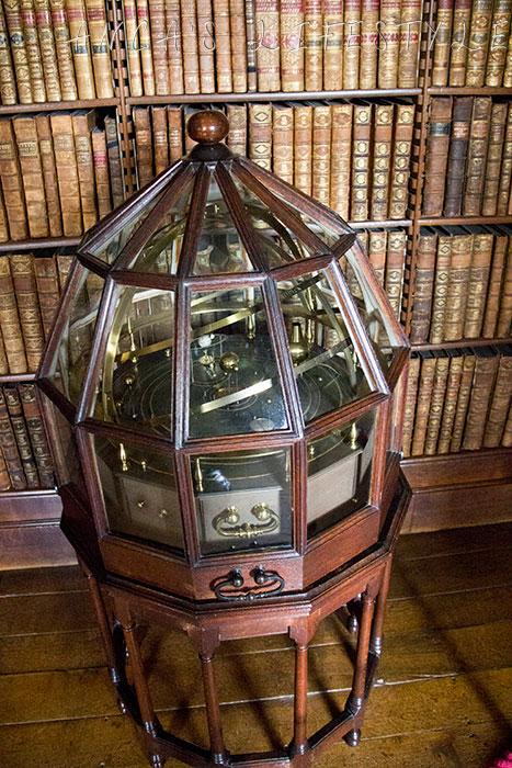Dunham Massey Library