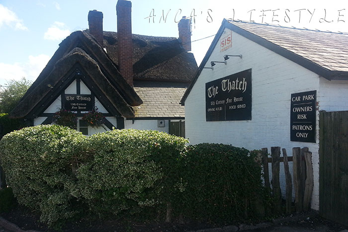 The thatch, Nantwich