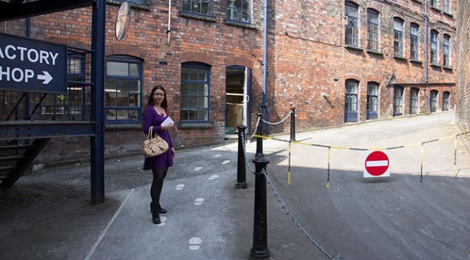 Emma Bridgewater factory tour 01