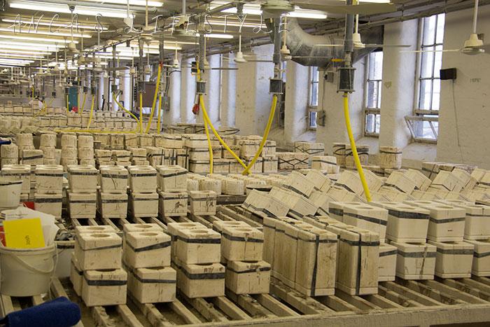 Emma Bridgewater factory tour 05