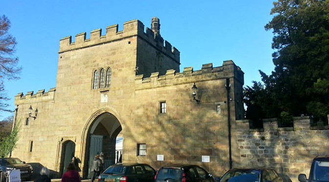 01 Christmas fair at Ripley castle