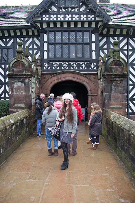 01 Victorian Christmas Weekend at Speke Hall