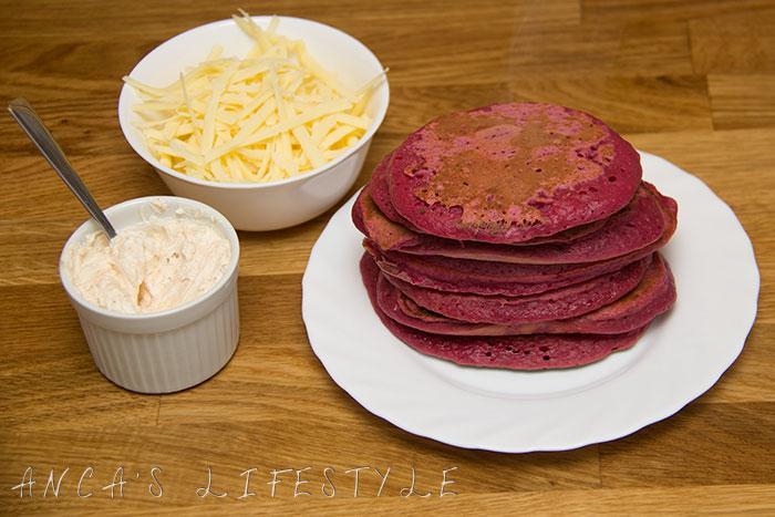 02 Beetroot pancakes