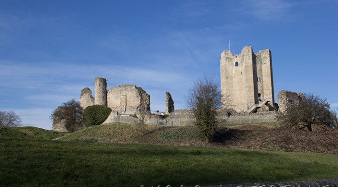 01 Conisbrough Castle