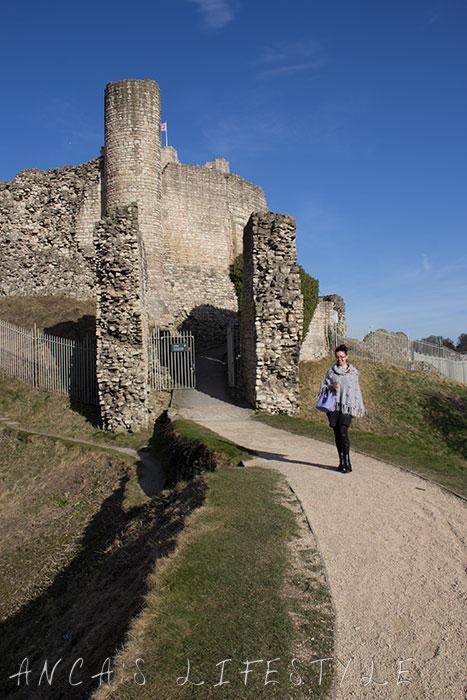 02 Conisbrough Castle