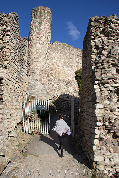 03 Conisbrough Castle