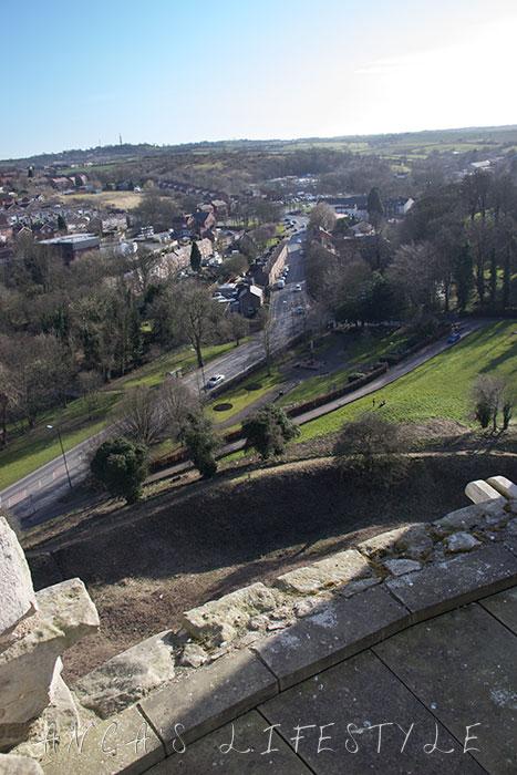 06 Conisbrough Castle