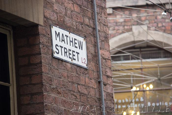 20 mathew street liverpool
