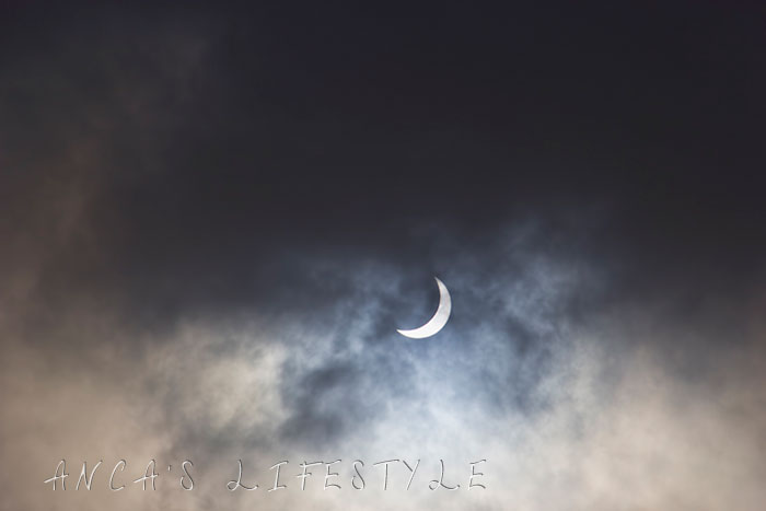 9 Solar eclipse Liverpool 2015