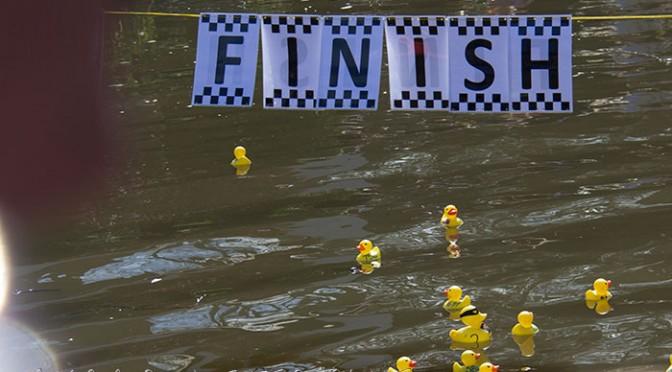 01  Lymm duck race