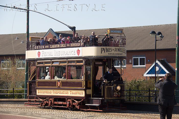 15 Wirral trams