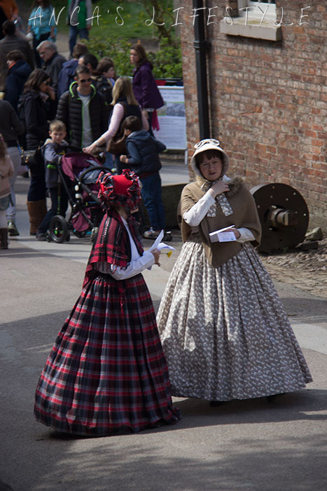 00 Victorian May Day at Quarry Bank National Trust