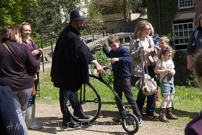 19 Victorian May Day at Quarry Bank National Trust
