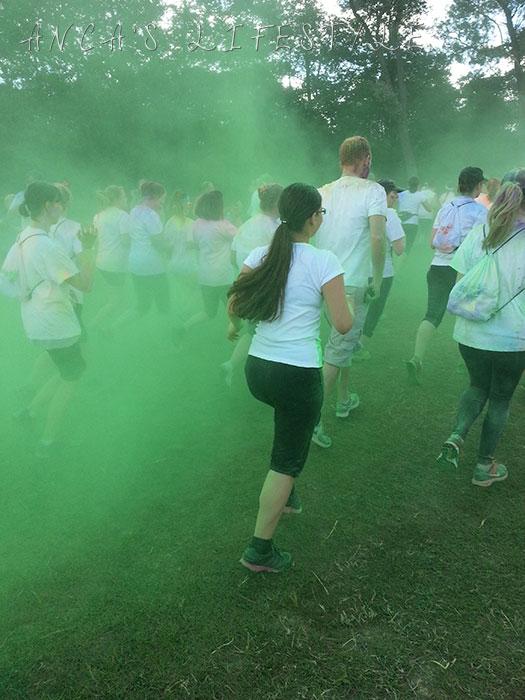 10 Run or Dye