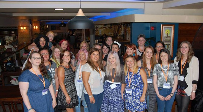 Blogger event in Liverpool