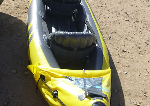 01 Sea Kayaking for the first time