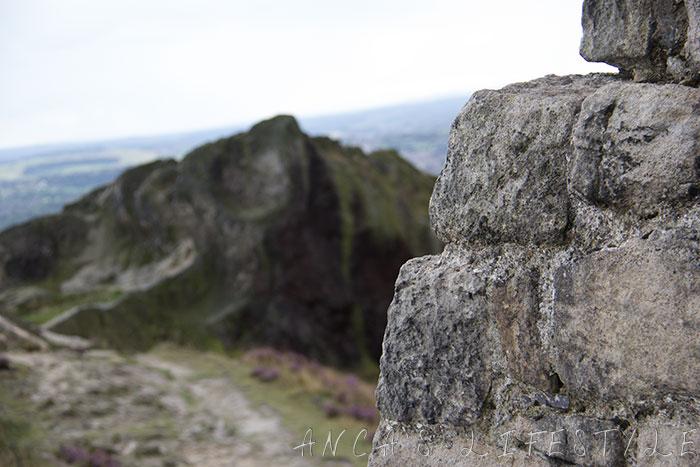 04 Castle in Peak District