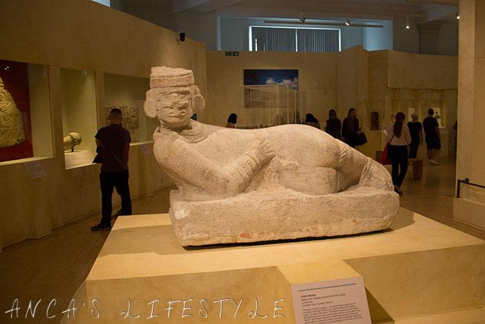 08 Chac Mool Chichen Itza Mayas at Liverpool Museum