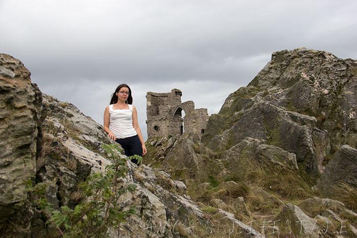 08 Mow Cop, a Castle in Peak District
