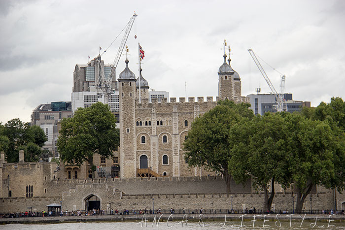 10 Tower of London and Tower Bridge