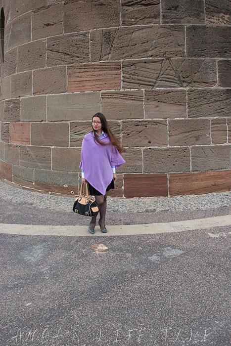 03 New cashmere poncho