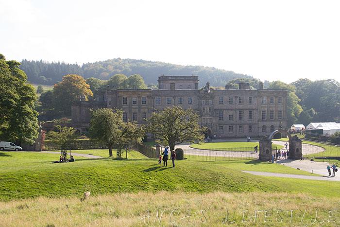 21 Lyme House and Park