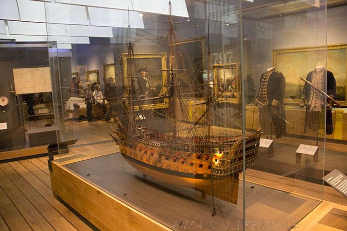 10 National Maritime Museum
