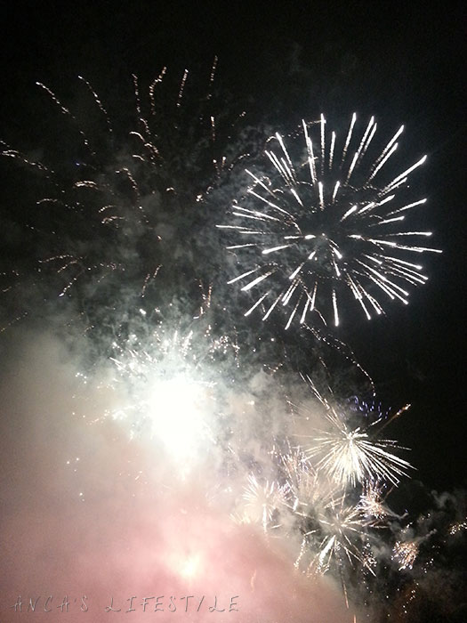 12 Bonfire night in Sefton Park Liverpool