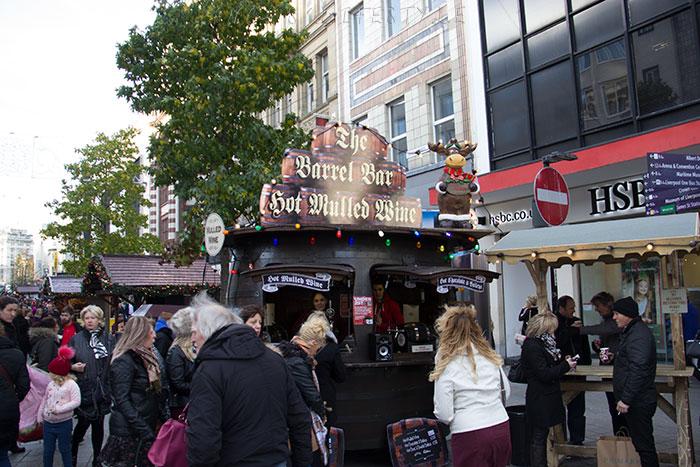 14 Liverpool Christmas market