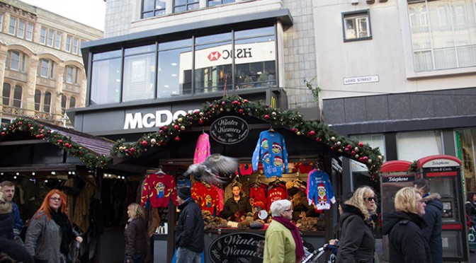 15 Liverpool Christmas market