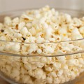 01  Homemade popcorn