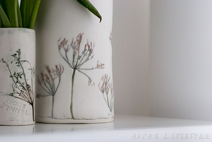 02 Handmade vase by Rose Dickinson