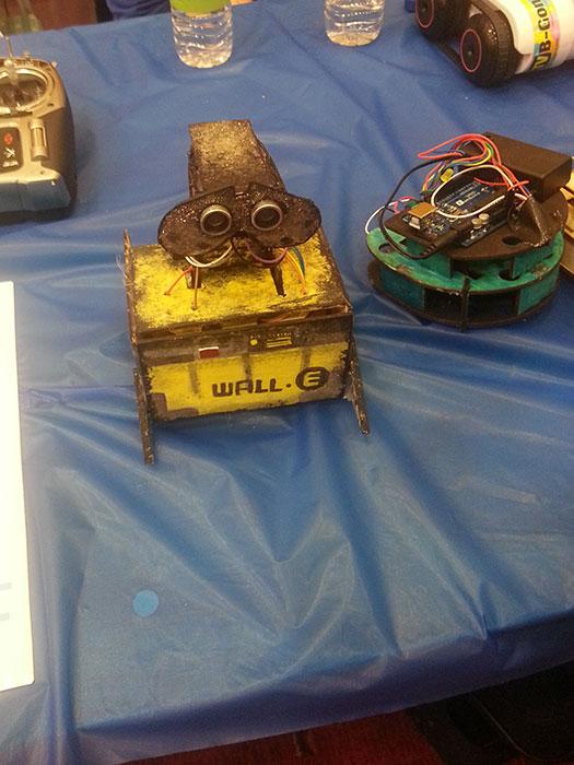 08 Maker Faire UK 2016