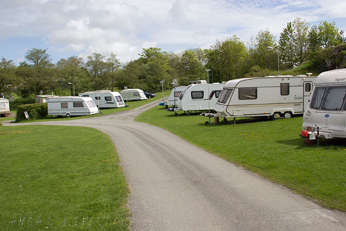 01 Caravanning for the first time