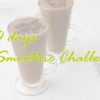 30 days Smoothie Challenge