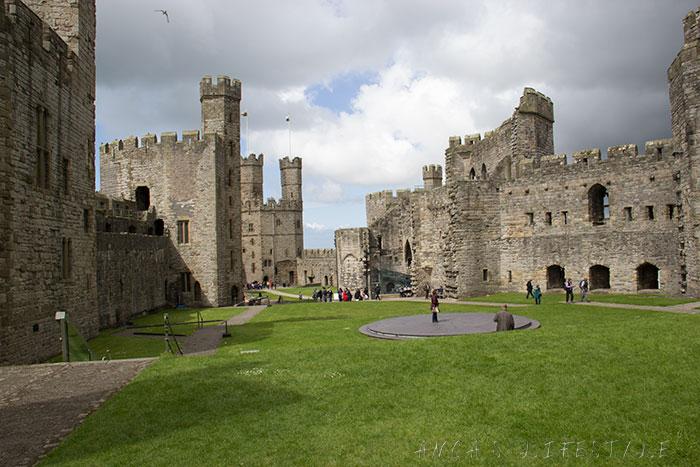 01 Caernarfon Castle