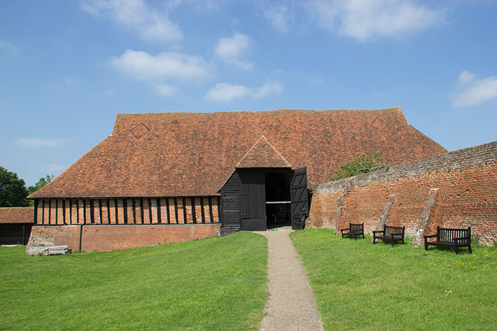 01 Cressing Temple Barn