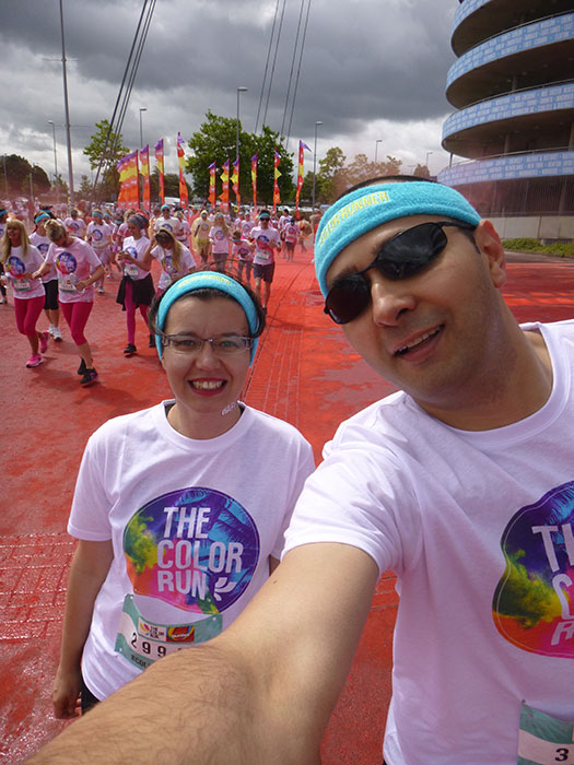 04 Color run Manchester 2016