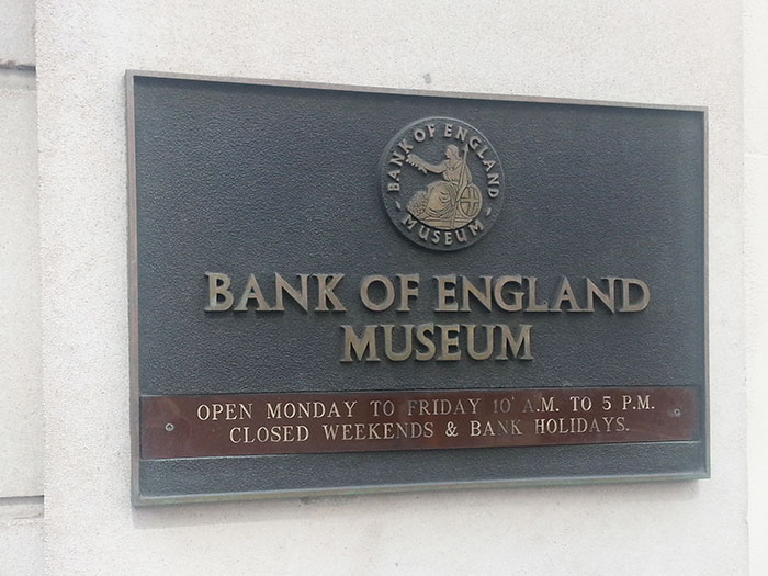 05 Bank of England