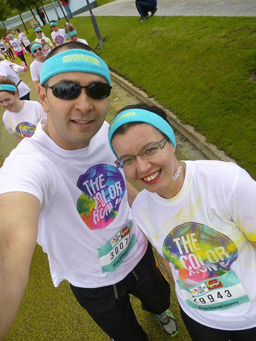 05 Color run Manchester 2016