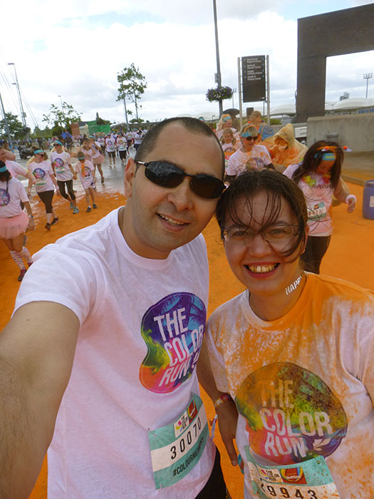 09 Color run Manchester 2016