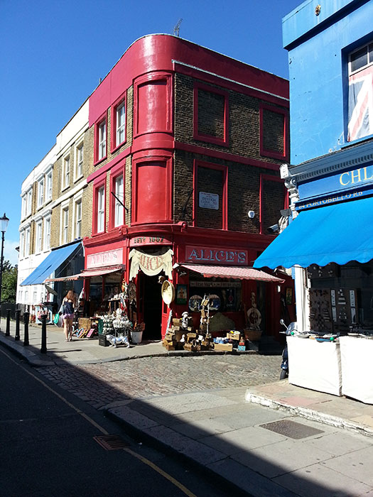 03 Portobello Road Market