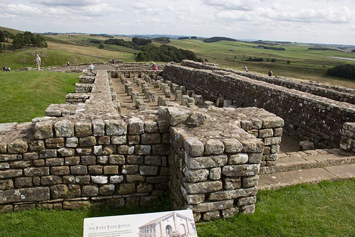 17 Hadrians Wall