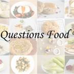25 Questions Food Tag