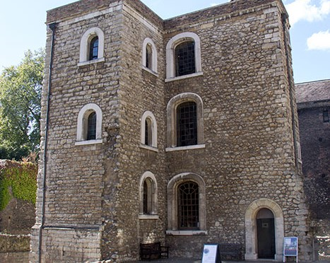 Jewel Tower and my little piece of history
